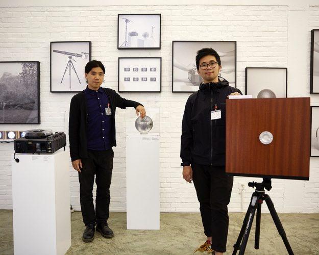 Artist丨Lam pok Yin&Chong Ng Win the 8th TSPA