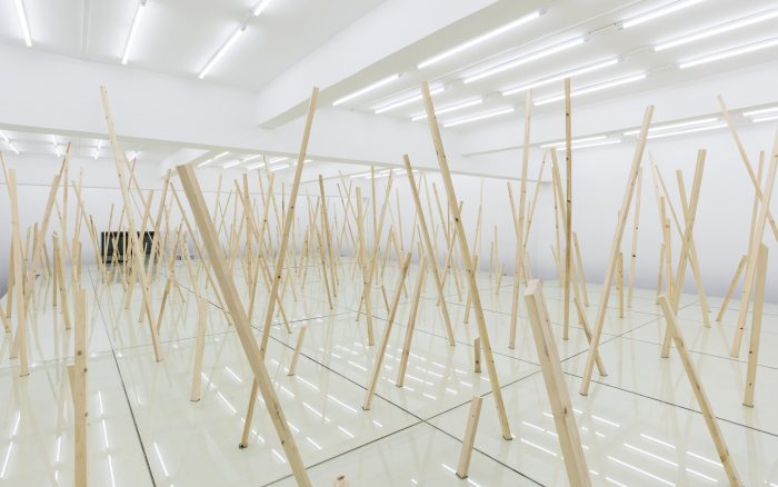 """Artist   Liao Fei's Solo Exhibition """"Plain"""" will open in Shanghai Museum of Glass on Novemeber 9th"""