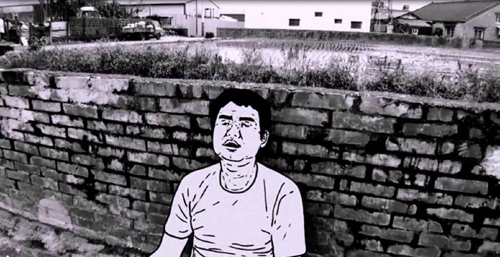 """Hsu Che-yu """"Microphone Test"""", Video loop, Dimensional variable, 2015"""