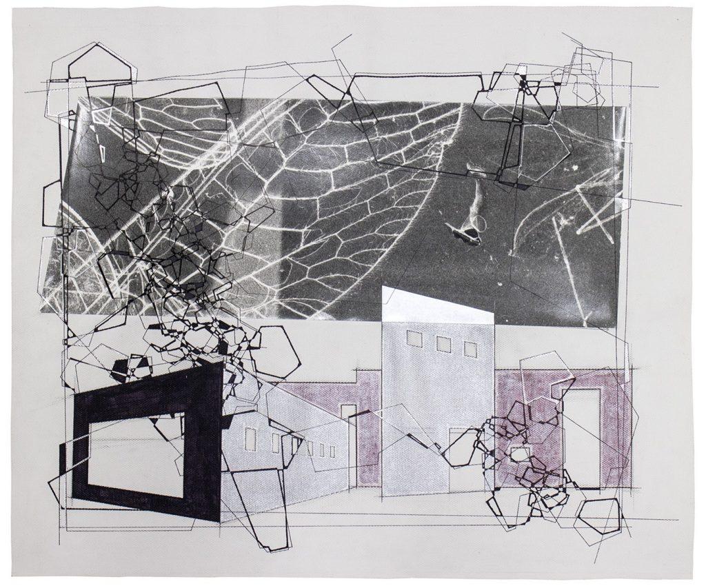 "Aki Lumi-Fractograph-""MAYFLY"""