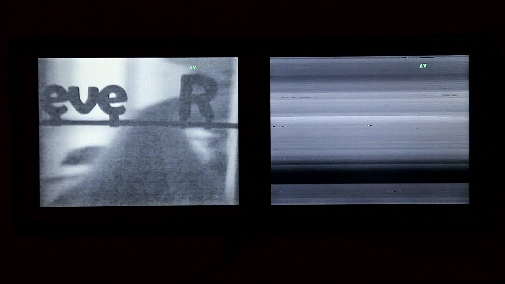 "Guo Xi ""Eve R evolution"", Electric imaging device, one piece of recording video, 2011"