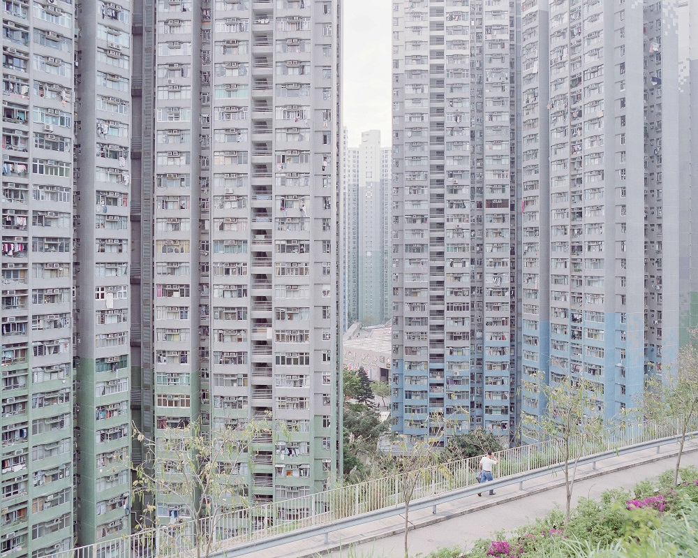 "Lam Pok Yin ""A City of 7 Million NO.3"", Photograph, 96×120cm/40×50cm, 2012"