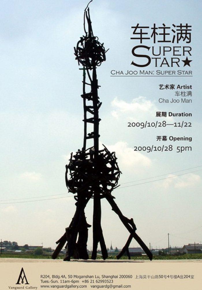 Cha Joo Man: Super Star