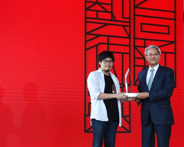 Arts Award | Hsu Che-Yu Wins The 14th Taishin Arts Award