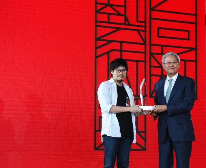 Arts Award   Hsu Che-Yu Wins The 14th Taishin Arts Award