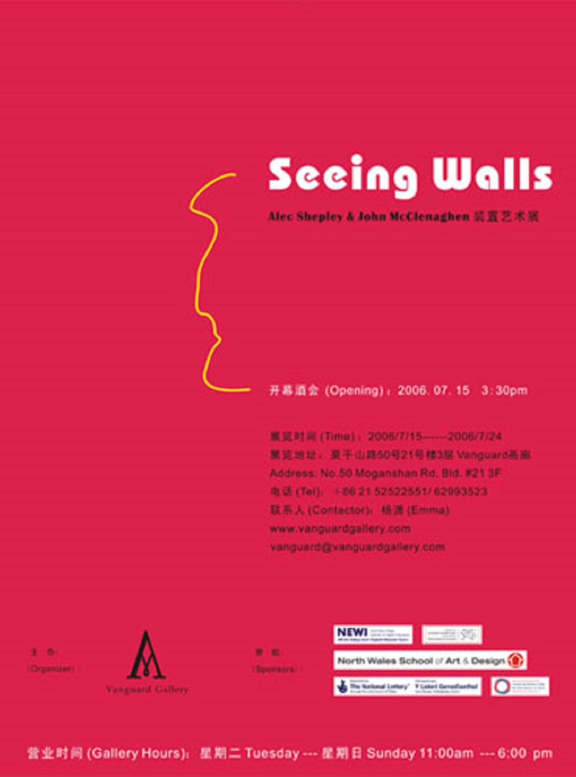 Seeing Walls