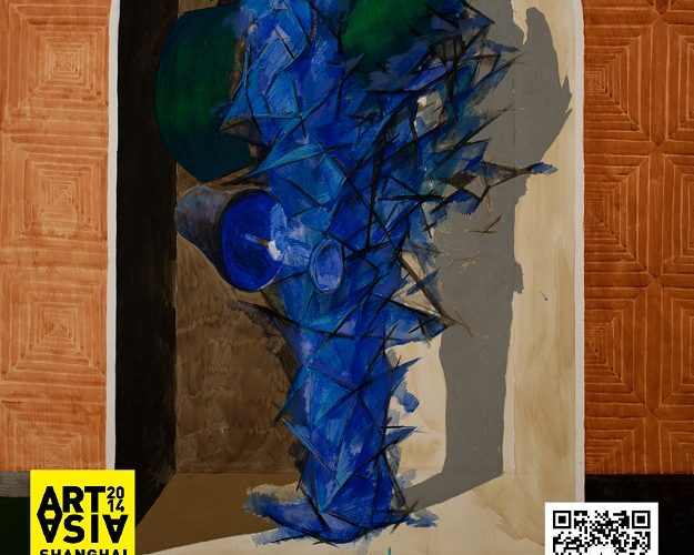Art Fair丨Vanguard Gallery participated in Art Asia 2014
