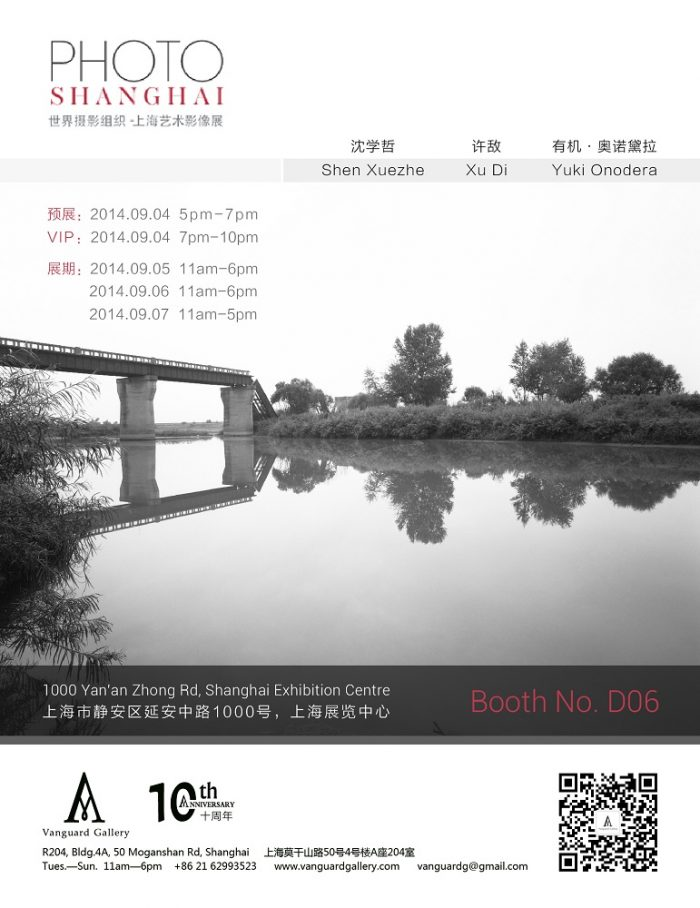 Art Fair丨Vanguard Gallery participated in 2014 Photo Shanghai