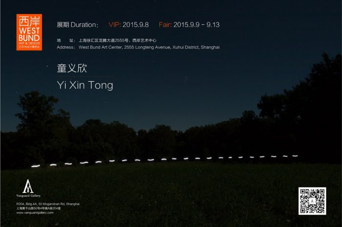 Art Fair | Vanguard Gallery @2015 West Bund Art & Design