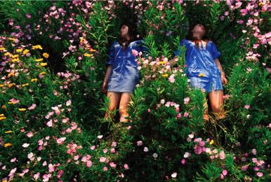 Peng Yun, Summer of Xiao Duo's-I-01, Digital Photography, 54x81cm, 2009