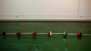 廖斐Liao Fei_一件短暂的真空雕塑 A Transitory Vacuum Sculpture