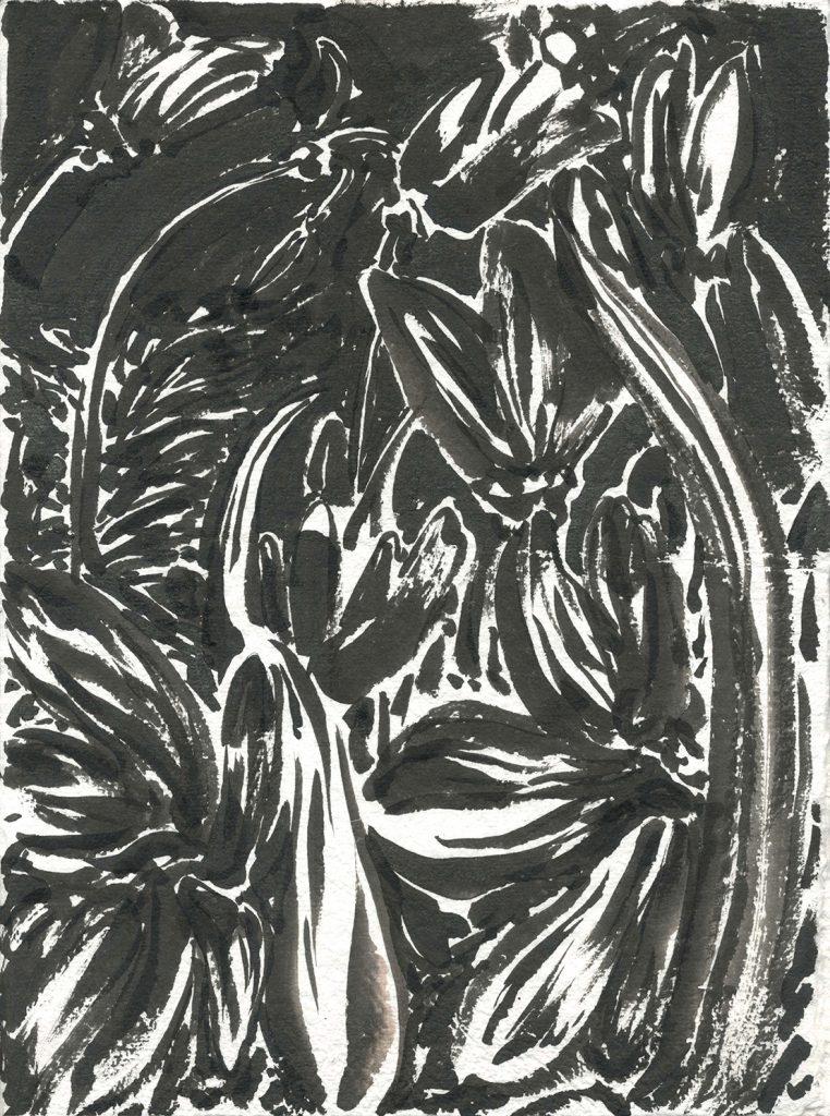 锐舞-2 Flowers Rave-2, 38x28cm