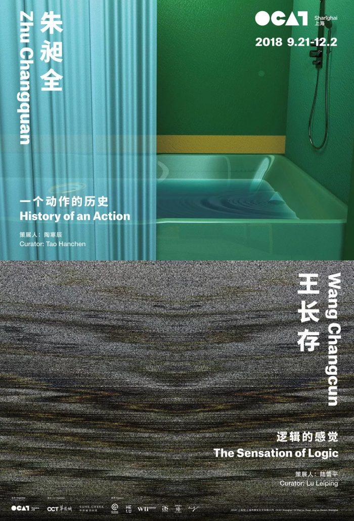 artist | Dual Solo Exhibition in OCAT Shanghai: Zhu Changquan and Wang changcun