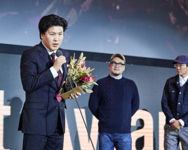 artist|Kelvin Kyung Kun Park Won the Mecenat Award(Documentaries) at the BIFF 2018