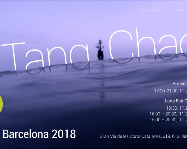 Art Fair|  TANG CHAO WILL PARTICIPATE IN LOOP BARCELONA 2018