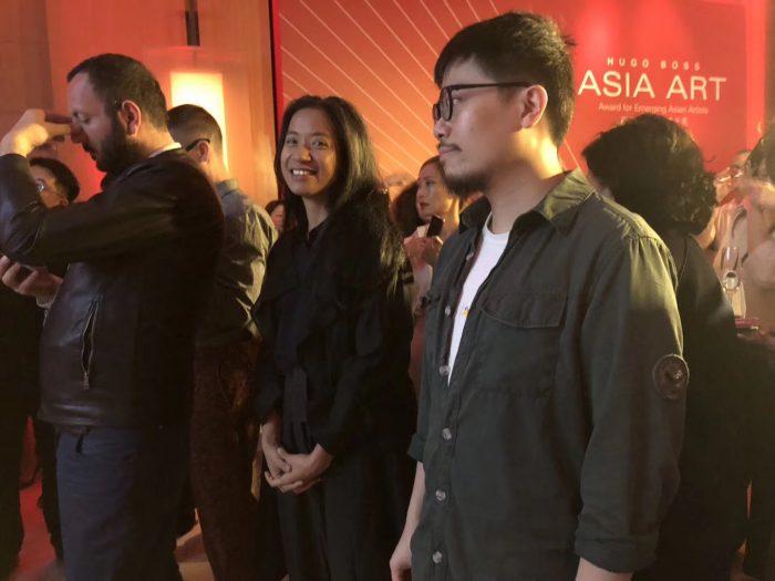 artist | Hsu Che-Yu is NOMINATED FOR the HUGO BOSS ASIA ART Award